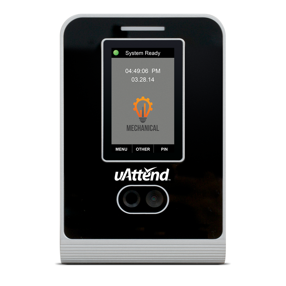 uAttend Facial Recognition Terminal
